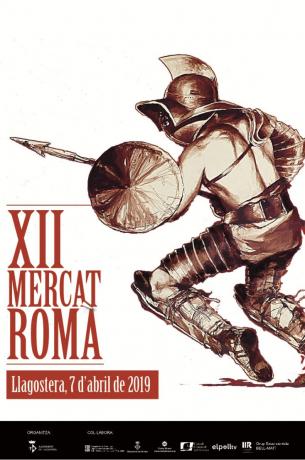 XII Mercat Romà